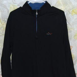 Greg Norman 1/4 zip pullover